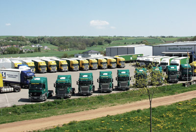 Transport & Truck fleet